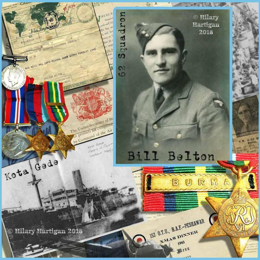 Bill Belton 62 Squadron